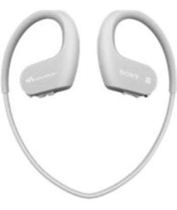Sony nwws623 blanco auriculares bluetooth resistentes al polvo y al agua sa NWWS623W