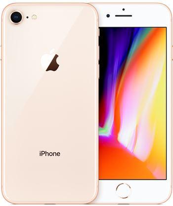 Apple movil iphone 8 oro 64gb libre 190198451569 Telefonos móbiles - 190198451569