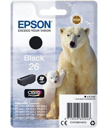 Tinta negra Epson 26 EPSC13T26014012 Perifericos y accesorios