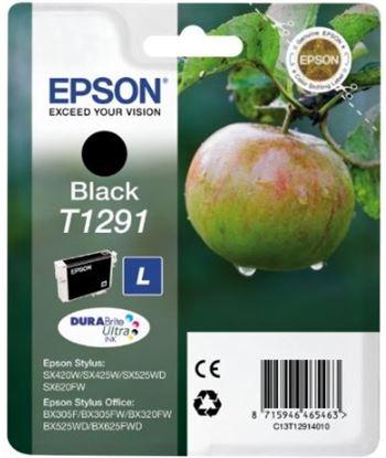 Tinta negra Epson t1291 C13T12914011 Perifericos y accesorios