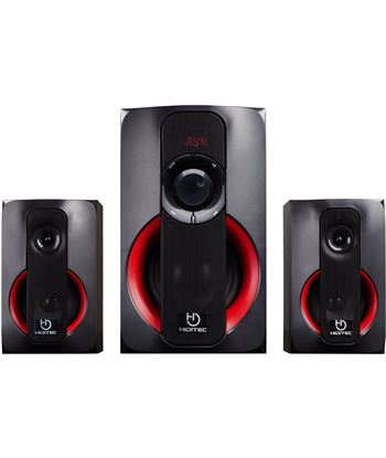 Altavoces 2.1 con bluetooth Hiditec h400 SPK010000 - 40w - subwoofer 5''/12.
