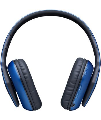 Auriculares inalambricos Hiditec cool blue - bt 4.1 - altavoces 40mm - 15hz BHP010001