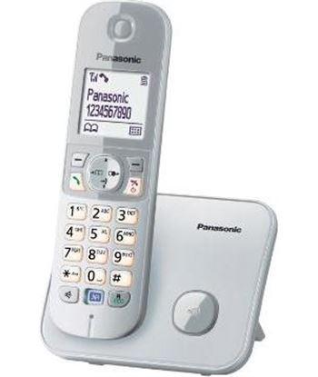 Siemens teléfono inalámbrico dect panasonic kx tg6811jts plata - lcd 4.5cm - indent