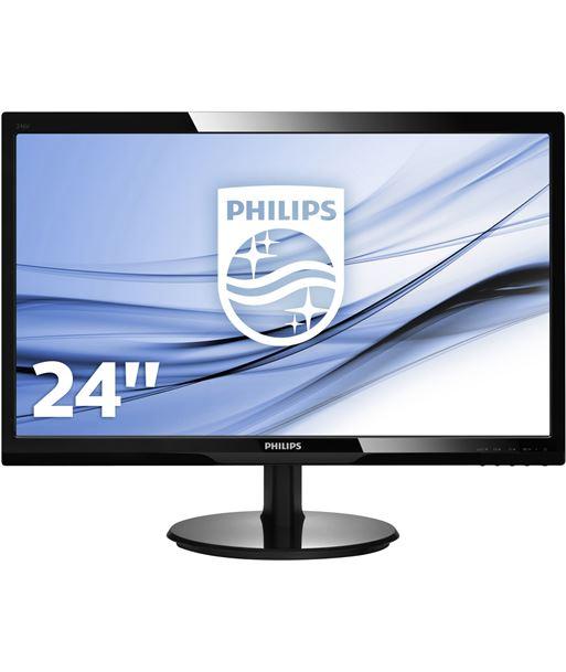 Monitor led Philips 246v5lsb 24'' / 60.96cm 16:9 fullhd 60hz 5ms 250cd/m2 10 246V5LSB/00 - PHIL-M 246V5LSB
