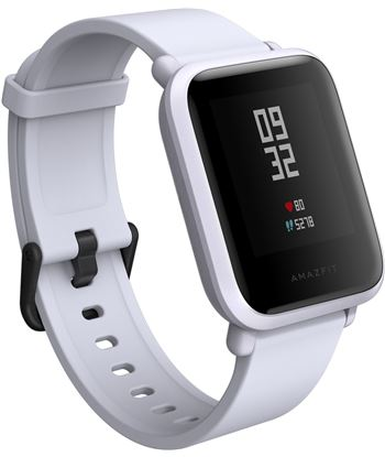 Xiaomi reloj inteligente huami amazfit bip white cloud - pantalla 3.25cm - bt - se a1608