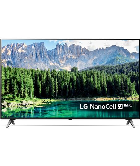 Televisor led Lg 49SM8500PLA - 49''/124cm - 4k uhd 3840x2160 ips - 3300hz p - LGE-TV 49SM8500PLA