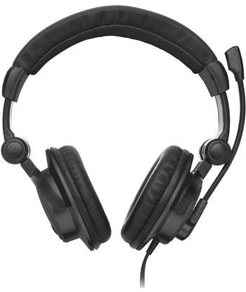 Auriculares con micrófono Trust como - estéreo - volumen en auricular - alm 21658
