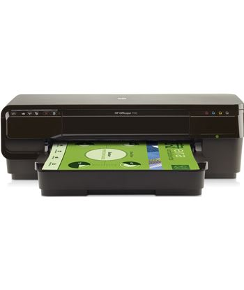 Impresora tinta color a3 Hp officejet 7110 33/29 ppm 600x1200ppp usb wifi CR768A