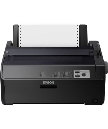 Impresora matricial Epson fx-890ii - 80 columnas - agujas 18 (2x9) - veloci C11CF37401