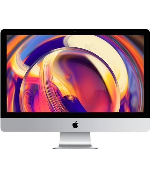 Apple imac 27 retina 5k sixcore i5 3.7ghz/8gb/2tb fusión drive/radeon pro 580x 8g mrr12y/a - APL-IMAC MRR12YA