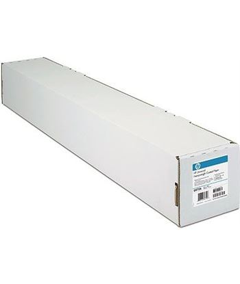 Hp rollo de papel blanco brillante 610 mm*45 mts para plotter 4xx/7xx/6xx/10xx c6035a