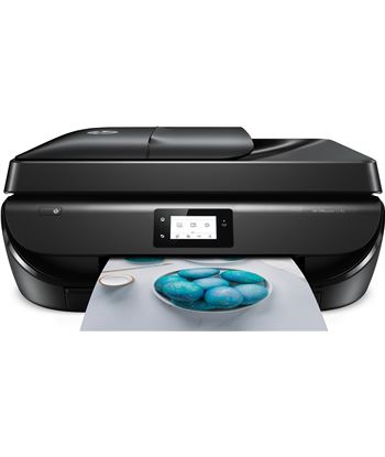 Multifunción Hp wifi con fax officejet 5230 - 20/17ppm a4 borrador - duplex M2U82B