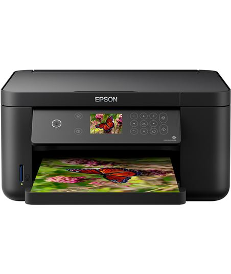 Multifunción Epson wifi expression home xp-5100 - 33/20ppm - duplex - escán C11CG29402 - EP-MUL-XP-5100