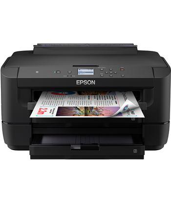 Impresora Epson wifi workforce wf-7210dtw - a3+ - 32/20 ppm borrador - dupl C11CG38402