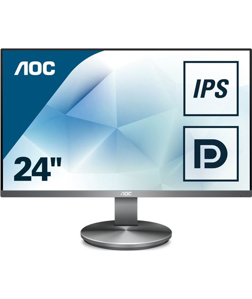 Monitor ips Aoc I2490VXQ/BT - 23.8''/60.45cm - 1920x1080 full hd - 16:9 - 25 - AOC-M I2490VXQ BT