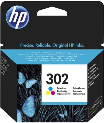 Cartucho color Hp nº302 - 165 páginas aprox. - para deskjet 1110/2130/2132/ F6U65AE - F6U65AE