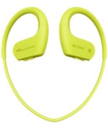 Sony nwws623 verde lima auriculares bluetooth resistentes al polvo y al agu NWWS623G