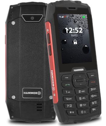Myphone Hammer 4 rojo m?vil resistente ip68 dual sim 2.8'' tft c?mara bluet HAMMER 4 RED IM
