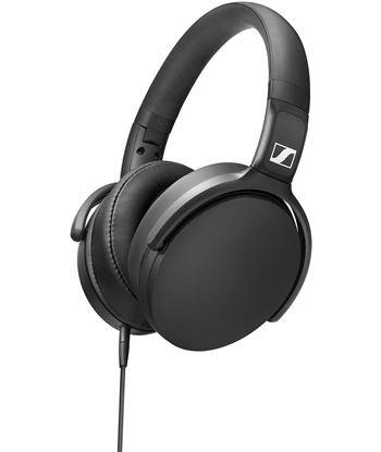 Sennheiser HD-400S auriculares over-ear hifi plegables con micrófono y cont