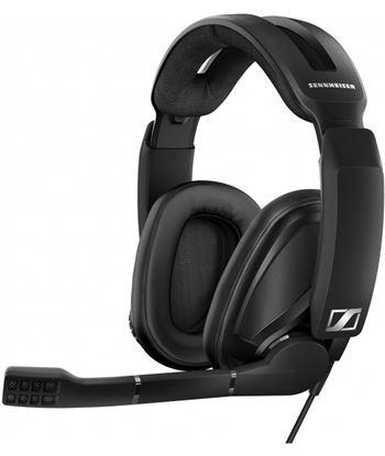 Sennheiser GSP 302 negro auriculares con micro para gaming ajustable con di