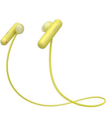 Sony WI-SP500 AMARILlo auriculares inalámbricos deportivos bluetooth nfc ip