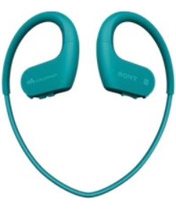 Sony nwws623 azul auriculares bluetooth resistentes al polvo y al agua sala NWWS623L