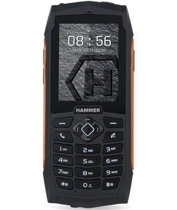 Myphone Hammer 3 negro naranja m?vil resistente ip68 dual sim 2.4'' tft c?m HAMMER 3 NARANJ