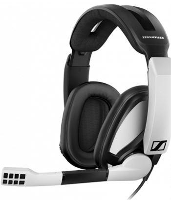 Sennheiser GSP 301 blanco auriculares con micro para gaming ajustable con d