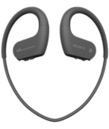 Sony nwws623 negro auriculares bluetooth resistentes al polvo y al agua sal NWWS623B