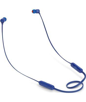 Jbl T110BT AZUL auriculares inalámbricos bluetooth con micrófono integrado