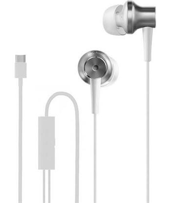 Xiaomi mi tipo c blanco auriculares con cancelación de ruido audio hi-res y ZBW4383TY BLANC
