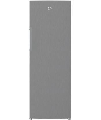 Beko 1 puerta / estático / a+ / mecánico / 2 cajones / inox rsse415m21x