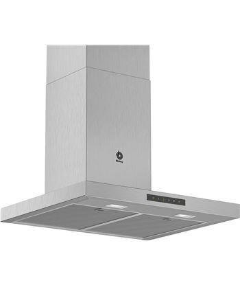 Balay, 3bc967gx, campana, pared rectangular, encastrable, 60 cm, 671 m3/h,