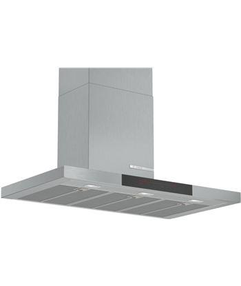 Bosch, dwb97jp50, campana, pared box slim, a, encastrable, 90 cm, 702 m3/h,