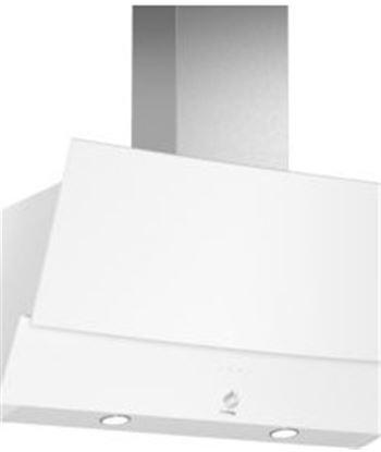 Balay, 3bc585gb, campana, pared inclinada, encastrable, 80 cm, 530 m3/h, cr - 4242006289027