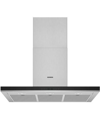 Siemens, lc97bhp50, extracción, pared black box slim, a, 90 cm, 690 m3/h, m