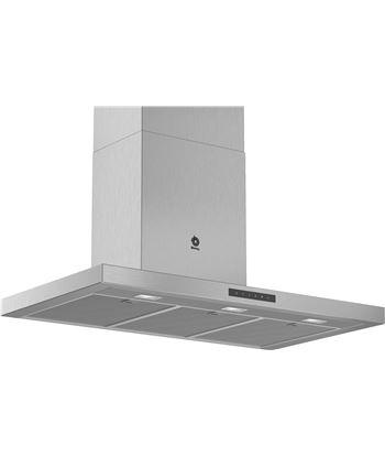 Balay, 3bc997gx, campana, pared rectangular, encastrable, 90 cm, 722 m3/h,