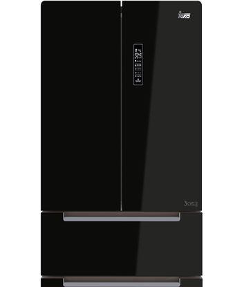 Teka frigorífico  gourmet rfd 77820 cristal negro 113430004