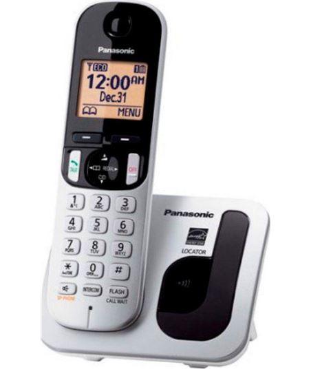 Telefono inal Panasonic kx-tgc210sps 1.6'' gris/negro KX_TGC210SPS - KX_TGC210SPS