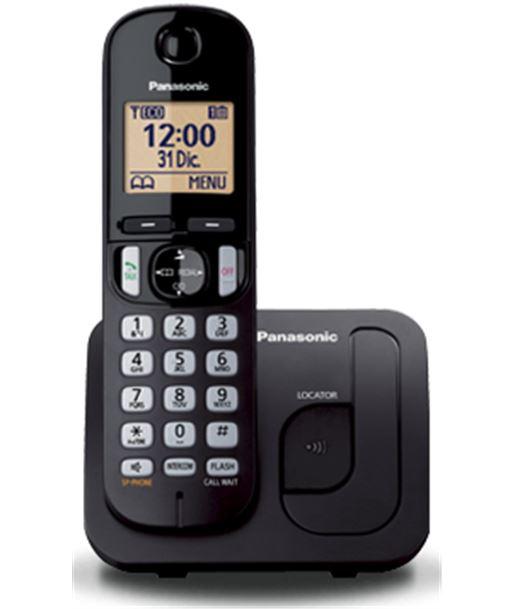 Telefono inal Panasonic kx-tgc210spb 1.6'' negro KX_TGC210SPB - KX_TGC210SPB