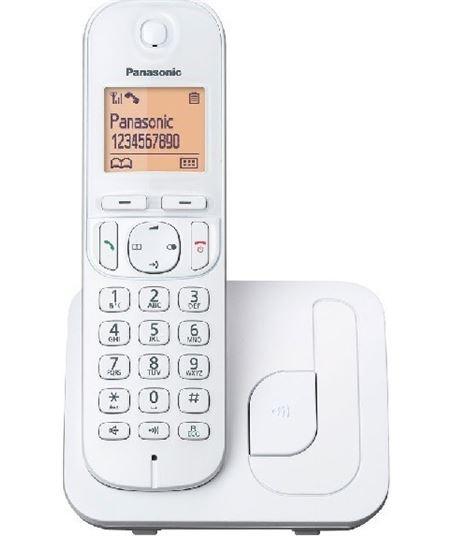 Telefono inal Panasonic kx-tgc210spw 1.6'' blanco KX_TGC210SPW - KX_TGC210SPW