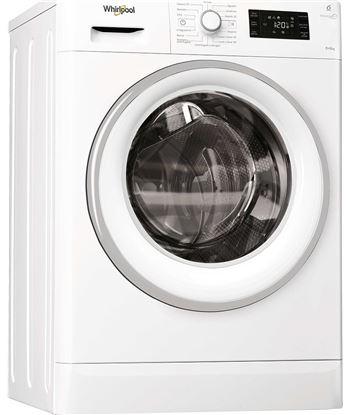 Lavadora secadora Whirlpool fwdg96148ws sp de 9 kg y 1.400 rpm FWDG96148WSSP