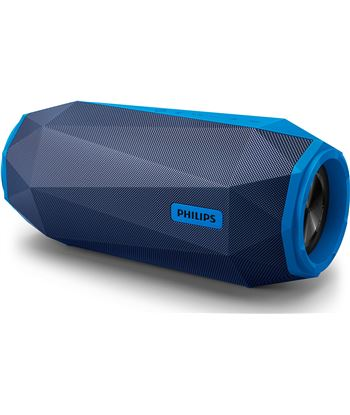 Altavoz port. Philips SB500A/00 bluetooth azul Altavoces - SB500A