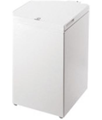 Congelador h Indesit OS1A1002 53cm blanco a+