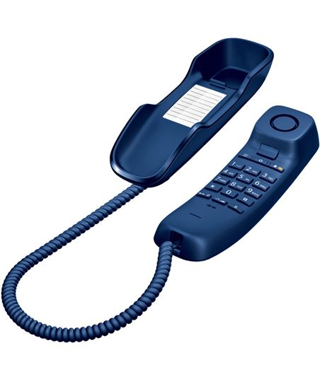 Nuevoelectro.com telefono fijo gigaset da210 azul s30054-s6527-r1 - 08165561