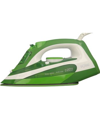 Plancha vapor Solac PV2107 optima green 2400w Planchas