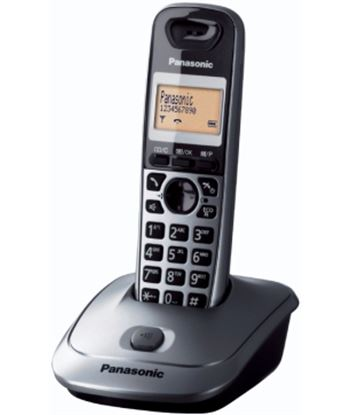 Siemens teléfono inalámbrico dect panasonic kx-tg2511jtt titanio - lcd 3.5cm - inde