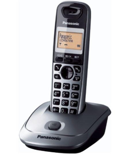 Siemens teléfono inalámbrico dect panasonic kx-tg2511jtt titanio - lcd 3.5cm - inde - KX-TG2511JTT