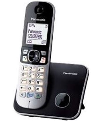 Siemens teléfono inalámbrico dect panasonic kx tg6811jtb negro- lcd 4.5cm - indenti
