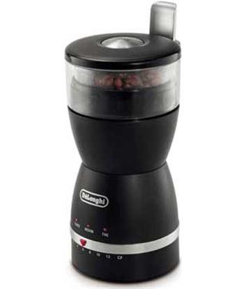 Molinillo Delonghi KG49 - 170w - tapa con pulsador on/off - selector molien